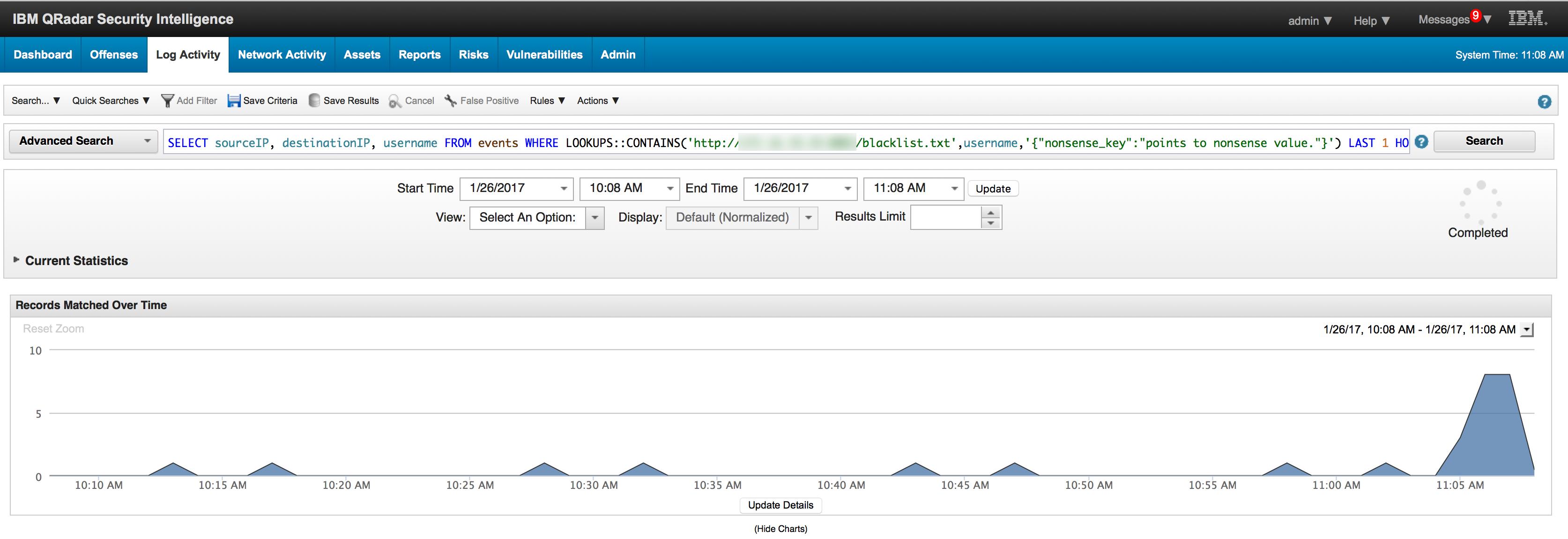 IBM Security App Exchange - IBM Security QRadar Lookups
